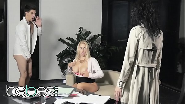 Office Obsession – (Bruce Venture, Leanna Sweet, Victoria Summers) – Dont Tell My Wife  Part 2 – BABES